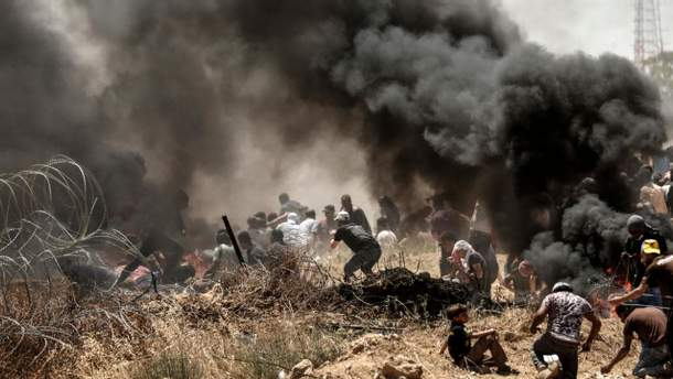 В Турции объявлен траур после столкновений на административной границе сектора Газа и Израиля