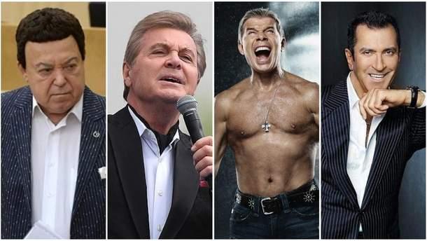 Відомі російські співаки відмовилися їхати на відкриття Кримського мосту