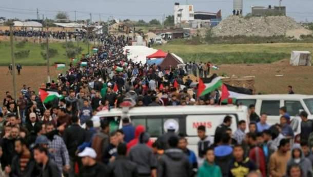 США блокирует расследование столкновений в Секторе Газа