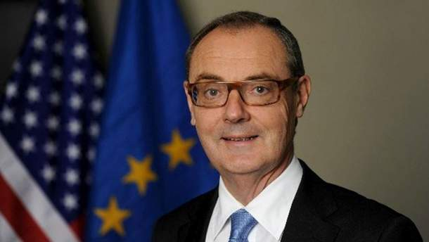 Посол ЄС в США Девід О`Салліван