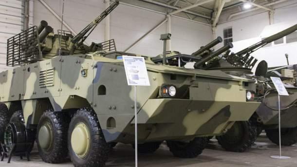 украинское оружие