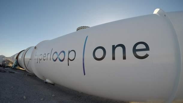 В Днепре выбрали место для строительства тестовой площадки Hyperloop