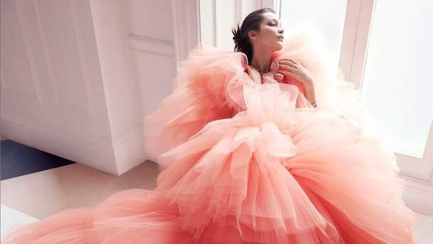 Белла Хадид для Harper's Bazaar
