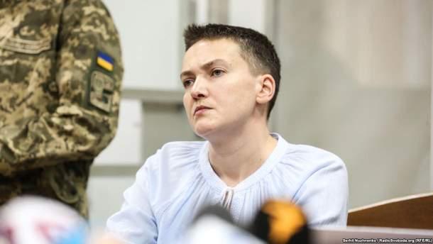 Надії Савченко продовжили арешт