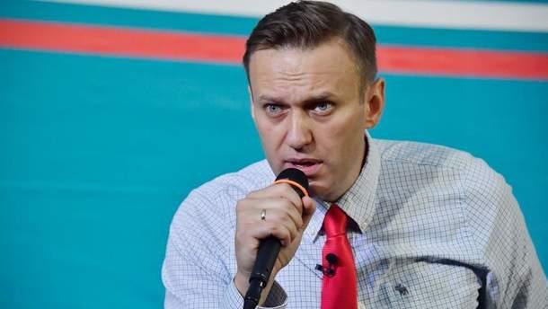 Олексія Навального засудили до 30 діб арешту