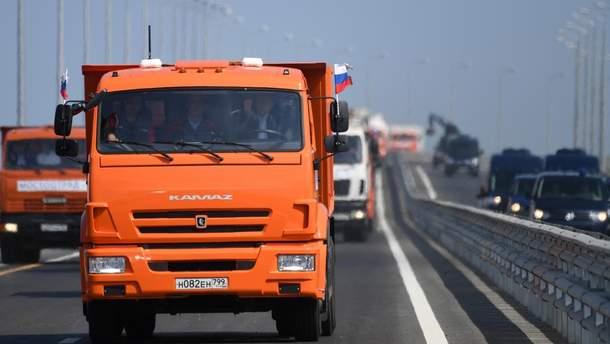 Пока в открытии Крымского моста больше символизма, чем экономической выгоды