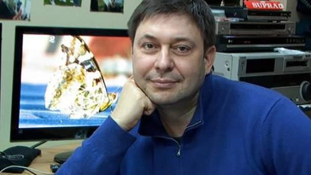 У МВС запропонували обміняти Вишинського на Сущенка
