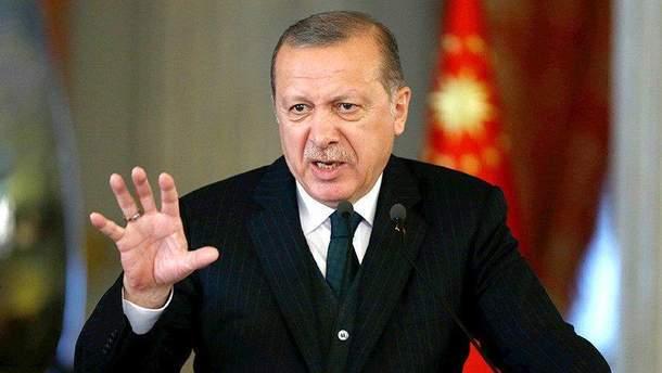 Ердоган порадив Нетаньяху прочитати 10 заповідей і звинуватив у расовій сегрегації
