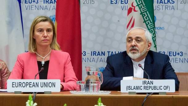 Евросоюз пытается спасти ядерное соглашение с Ираном