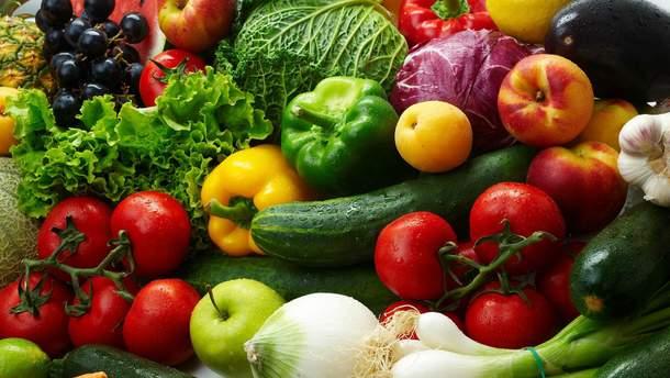 Фрукти та овочі можуть вберегти від грипу
