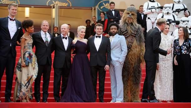 """Команда фильма """"Хан Соло: Звездные войны. Истории"""""""