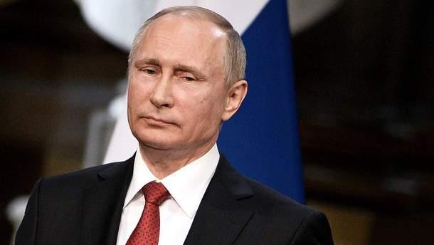 Путін затвердив структуру нового уряду Російської Федерації.