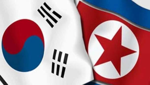 КНДР скасувала офіційну зустріч із Південною Кореєю через військові навчання з США