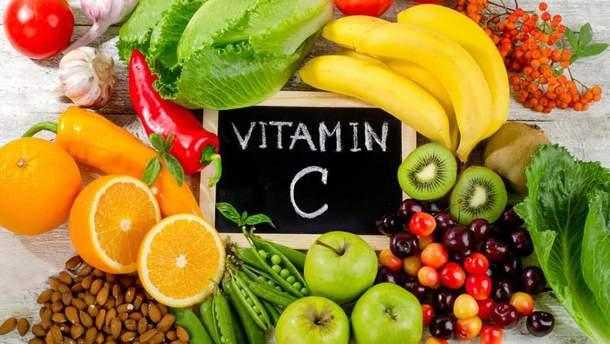 Витамин С укрепит сосуды