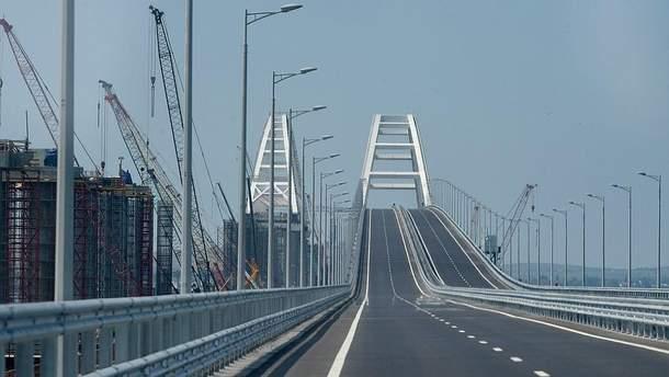 Кремлю не сподобалась позиція Вашингтона щодо Кримського мосту