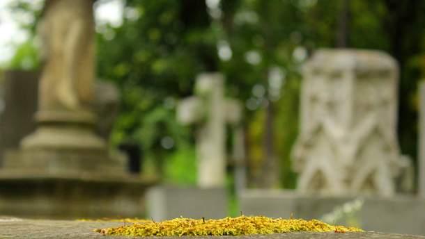 В Україні спростять процедуру похорону
