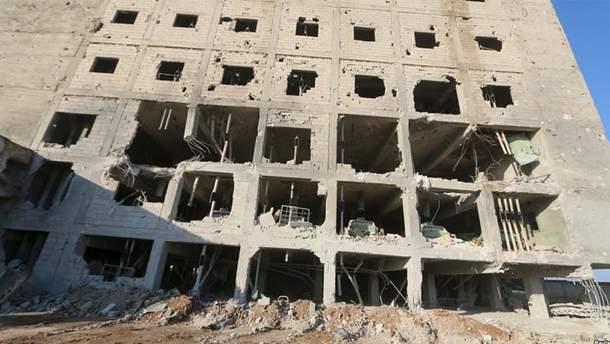Сирия, Саракиб