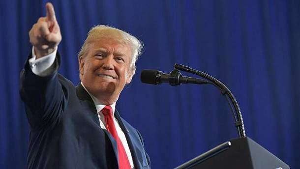 Дональд Трамп привітав Пашиняна із обранням на посаду прем'єра