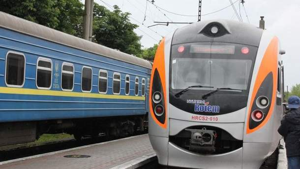До Одеси курсуватиме додатковий потяг