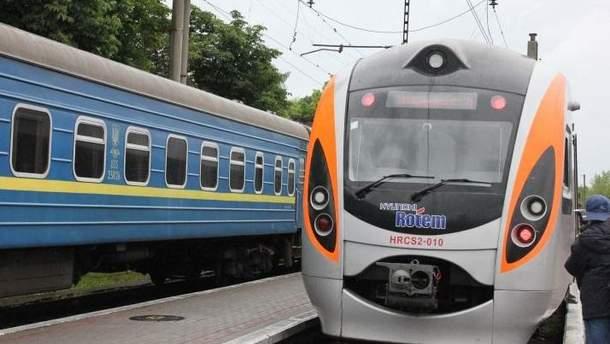 В Одессу будет курсировать дополнительный поезд