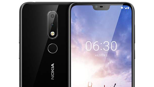 В Китае официально представили Nokia X6: характеристики, цена