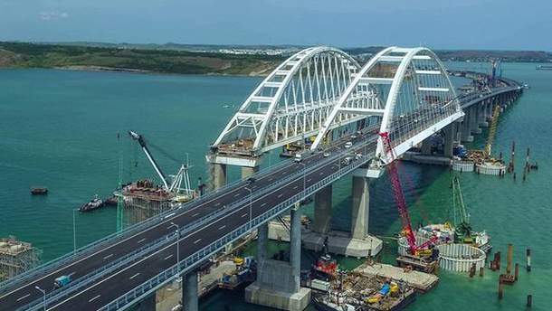 Google Maps не показывает Крымский мост
