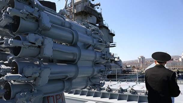 Путин в Средиземном море хочет разместить корабли с ракетами