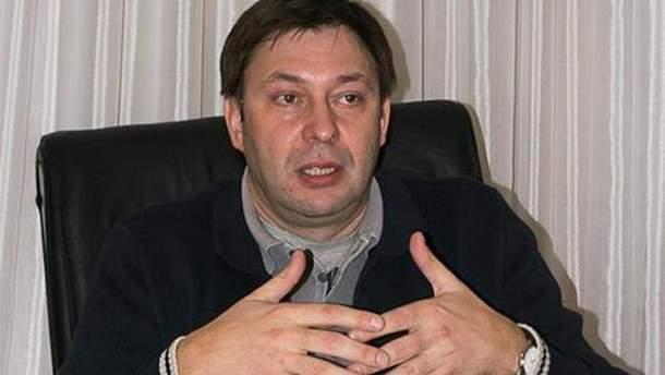 У Росії пригрозили Україні відповіддю через затримання Вишинського