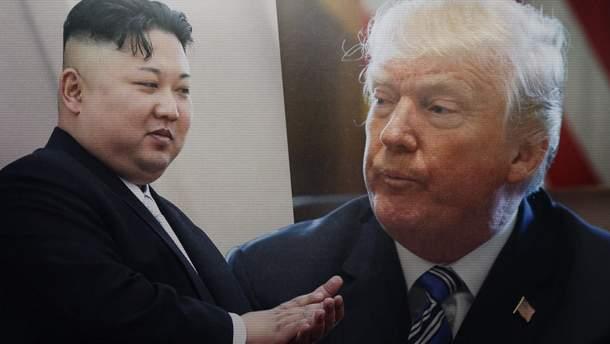Кім Чен Ин випробовує Трампа