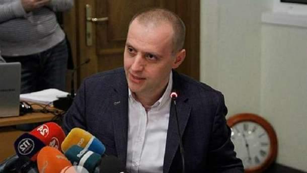 Екс-заступник голови СБУ Віктор Трепак