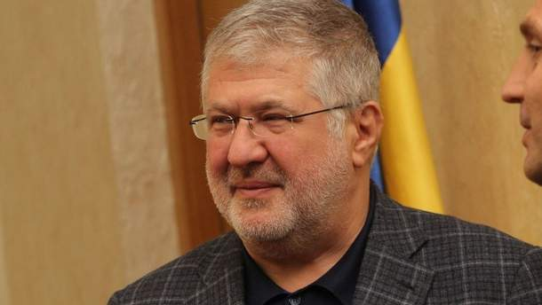 Коломойский прокомментировал войну на Востоке Украины