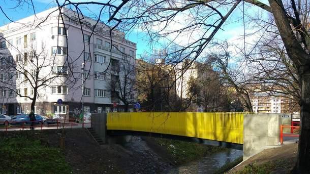 Міст у Празі
