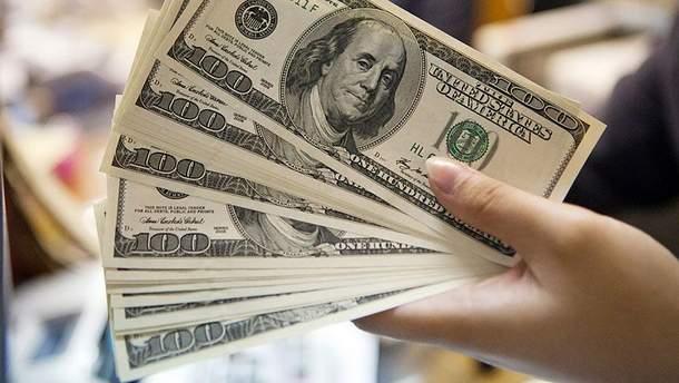 Наличный курс валют 17 мая в Украине