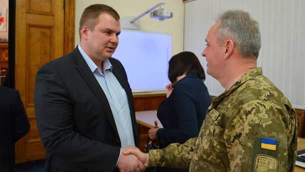 Дмитрий Булатов снова будет работать в Кабмине