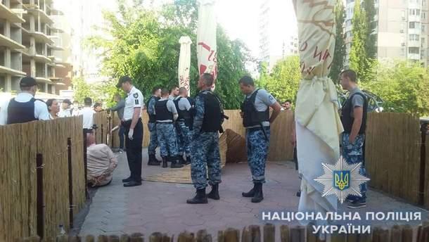 В Одессе произошли разборки со стрельбой