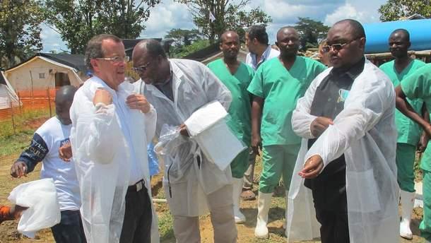 В регион, где зафиксировали вспышку заболевания, будет трудно доставить медикаменты