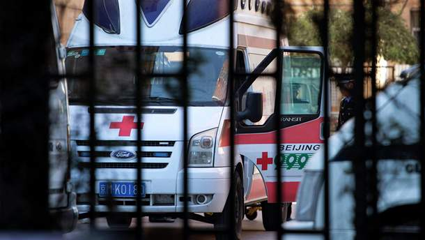 В Китае на сталелитейном заводе произошла авария: 15 пострадавших