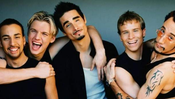 Гурт Backstreet Boys