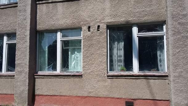 Окупанти обстріляли школу у Світлодарську