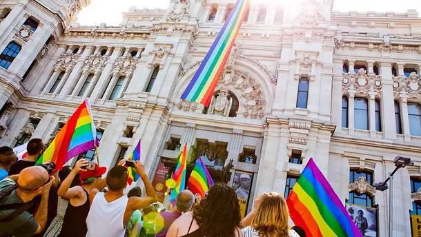 Испания – наиболее толерантная страна для ЛГБТ