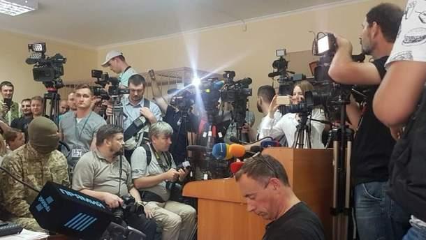 """В Херсоне продолжается суд над руководителем """"РИА Новости Украина"""" Вышинским"""