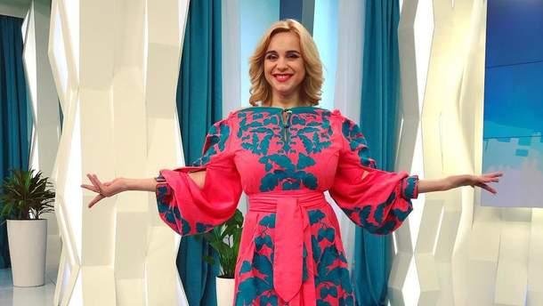 Лилия Ребрик празднует День вышиванки