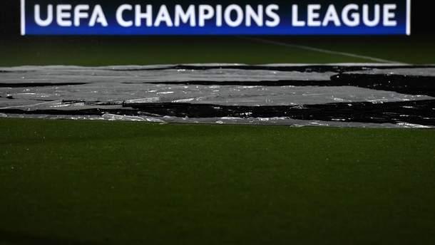 УЄФА дала дозвіл на публічний показ фіналу Ліги Чемпіонів у Києві