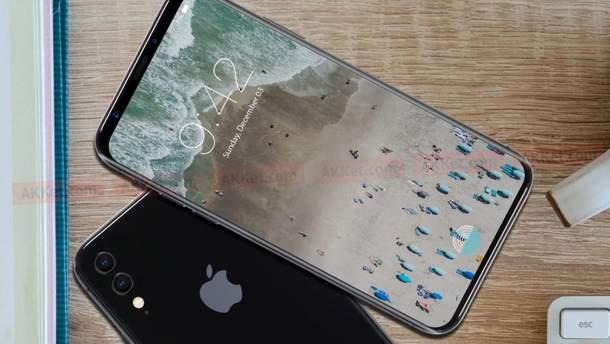 В сети опубликовали концепт iPhone нового поколения