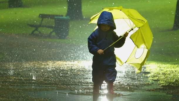 Прогноз погоди в Україні на п'ятницю 18 травня: очікуються дощі та грози