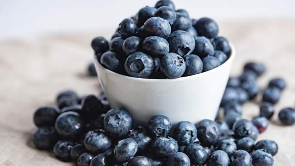 Ягоди збережуть здоров'я серця