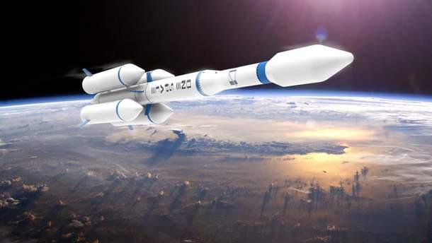 OneSpace запустила первую в Китае коммерческую ракету