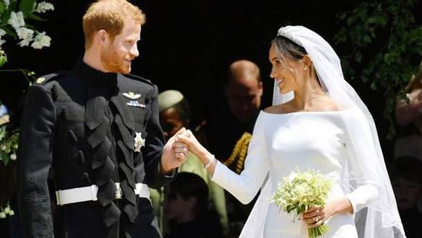 Королевская свадьба принца Гарри и Меган Маркл: фото