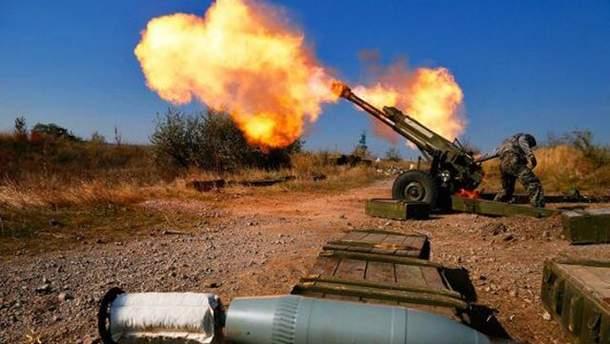 На Донбасі продовжується війна