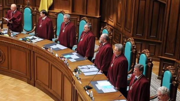 Відкрита Слідкомом Росії справа проти суддів КСУ є юридично нікчемним, заявив український суддя